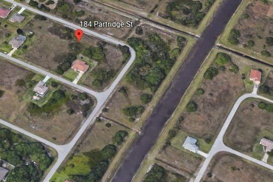 null bed null bath Vacant Land at 184 Partridge St Lehigh Acres, FL, 33974 is for sale at 6k - google static map
