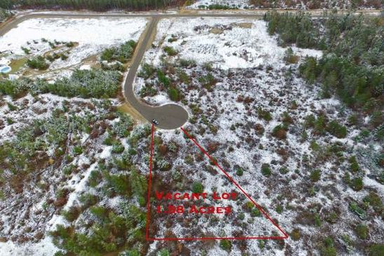 null bed null bath Vacant Land at ON Peaceful Ln Nokomis, WI, 54487 is for sale at 15k - google static map