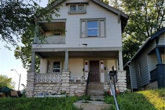 4 bed 2 bath Single Family at 820 MONROE AVE KANSAS CITY, MO, 64124 is for sale at 70k - google static map