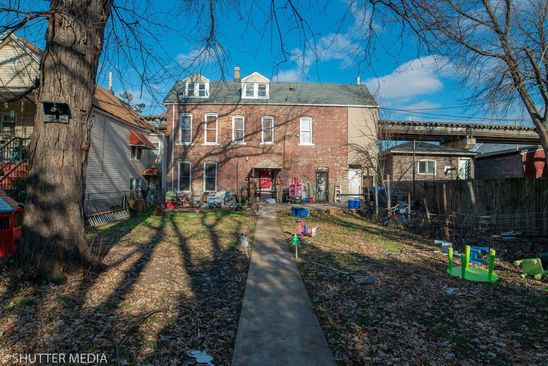 4 bed 3 bath Multi Family at 2644 W 21st St Chicago, IL, 60608 is for sale at 225k - google static map