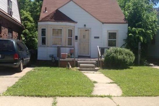 2 bed 1 bath Single Family at 12030 MONTROSE ST DETROIT, MI, 48227 is for sale at 25k - google static map