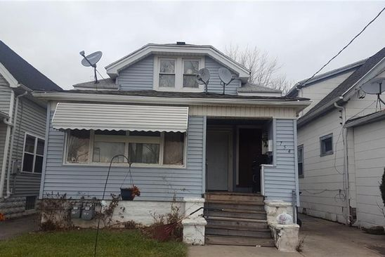 3 bed 2 bath Multi Family at 754 E AMHERST ST BUFFALO, NY, 14215 is for sale at 62k - google static map