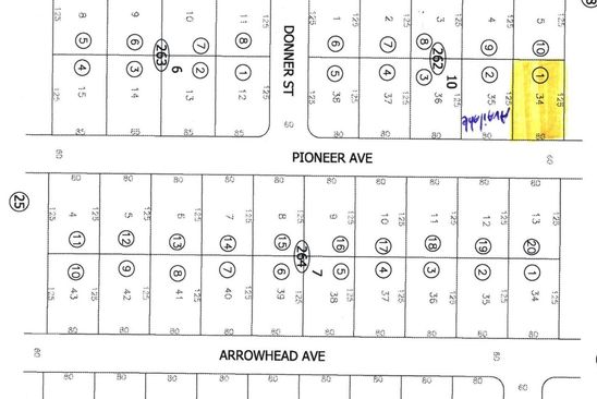 null bed null bath Vacant Land at 2629 PIONEER AVE THERMAL, CA, 92274 is for sale at 3k - google static map