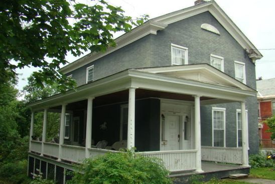 3 bed 2 bath Single Family at 60 WILLIAMS ST WHITEHALL, NY, 12887 is for sale at 90k - google static map