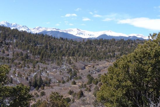 null bed null bath Vacant Land at 13325 Little Bear Canyon Lot: Weston, CO, 81091 is for sale at 75k - google static map
