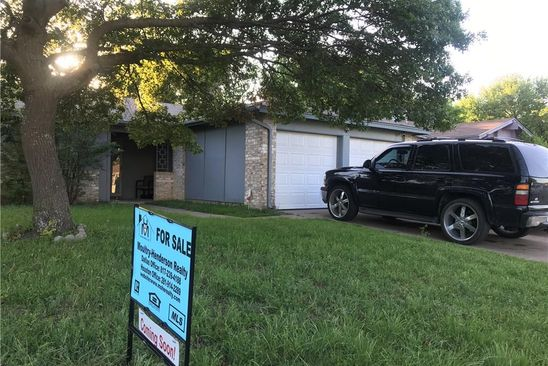 3 bed 2 bath Single Family at 1403 OAKBROOK ST LANCASTER, TX, 75134 is for sale at 140k - google static map