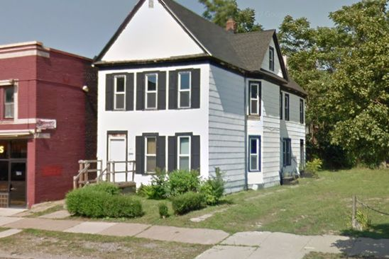 6 bed 2 bath Multi Family at 1891 NIAGARA ST BUFFALO, NY, 14207 is for sale at 55k - google static map