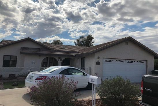 4 bed 3 bath Single Family at 884 SAN JUAN DR BULLHEAD CITY, AZ, 86442 is for sale at 150k - google static map