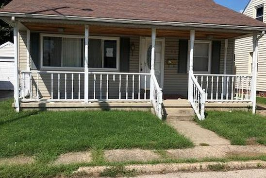 4 bed 2 bath Single Family at 533 LILLIE ST CHILLICOTHE, OH, 45601 is for sale at 70k - google static map