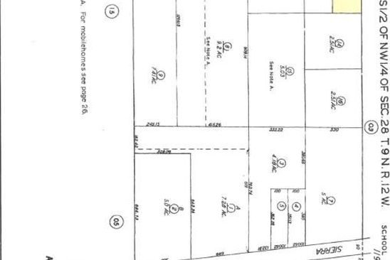 null bed null bath Vacant Land at  473-040-11 Rosamond, CA, 93560 is for sale at 40k - google static map