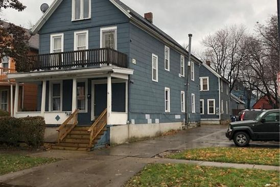 10 bed 4 bath Multi Family at 116 17TH ST BUFFALO, NY, 14213 is for sale at 250k - google static map
