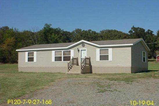 3 bed 2 bath Mobile / Manufactured at 603 Howard St Pocola, OK, 74902 is for sale at 60k - google static map
