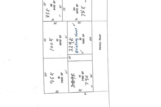 null bed null bath Vacant Land at 2A Victory Boise, ID, 83709 is for sale at 78k - google static map