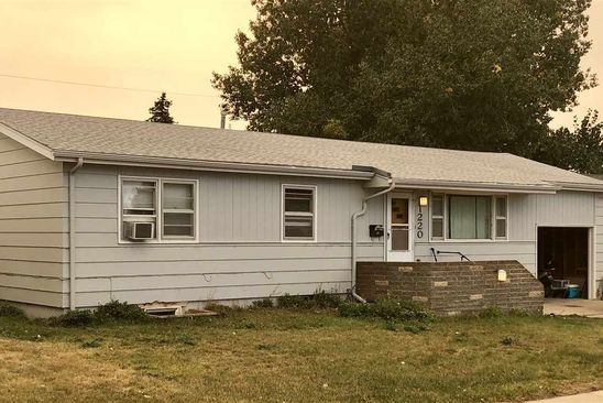 4 bed 2 bath Apartment at 1220 E Curtis St Laramie, WY, 82072 is for sale at 243k - google static map
