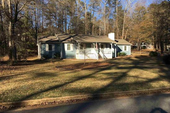 3 bed 3 bath Single Family at 10 LYNN CT STOCKBRIDGE, GA, 30281 is for sale at 160k - google static map