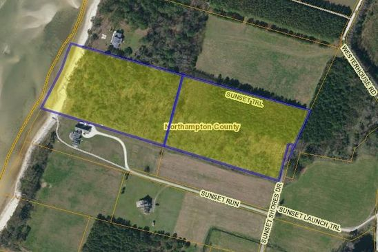 null bed null bath Vacant Land at 3295 Sunset Way Machipongo, VA, 23405 is for sale at 799k - google static map