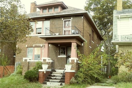 0 bed 2 bath Multi Family at 3436 Wager St Detroit, MI, 48206 is for sale at 20k - google static map