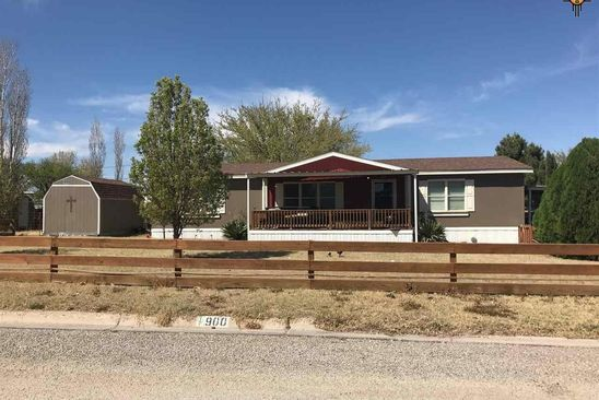 3 bed 2 bath Mobile / Manufactured at 900 E Avenue G Eunice, NM, 88231 is for sale at 150k - google static map