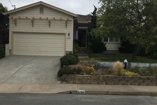 3 bed 2 bath Single Family at 630 VALENCIA AVE HALF MOON BAY, CA, 94019 is for sale at 1.20m - google static map