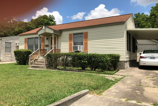 2 bed 1 bath Single Family at 813 FAIR AVE SAN ANTONIO, TX, 78223 is for sale at 100k - google static map