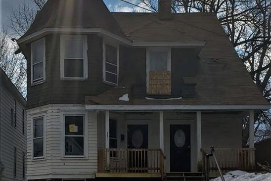 4 bed 2 bath Multi Family at 1672 Campbell Ave Schenectady, NY, 12306 is for sale at 60k - google static map