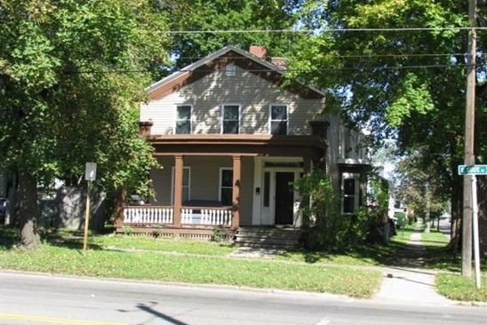 6 bed 4 bath Multi Family at 213 E State St Olean, NY, 14760 is for sale at 90k - google static map