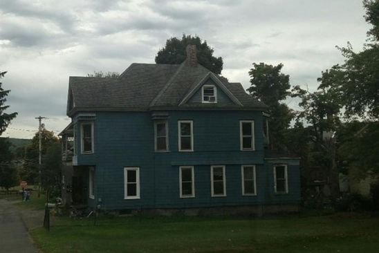 5 bed 3 bath Single Family at 12 Scott St Bainbridge, NY, 13733 is for sale at 90k - google static map
