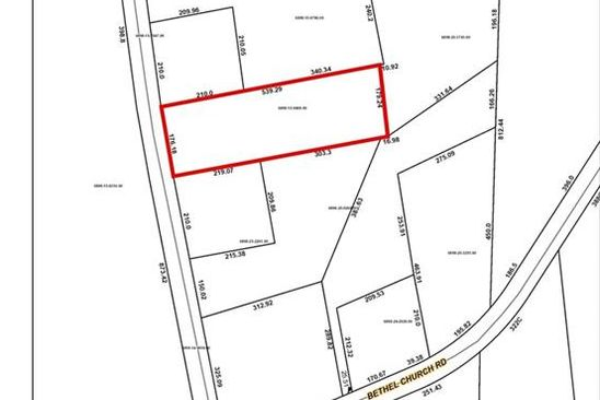 null bed null bath Vacant Land at  Pumpkin Ridge Rd Kernersville, NC, 27284 is for sale at 8k - google static map