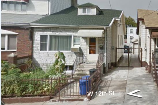 3 bed 3 bath Single Family at 2064 W 12TH ST BROOKLYN, NY, 11223 is for sale at 879k - google static map