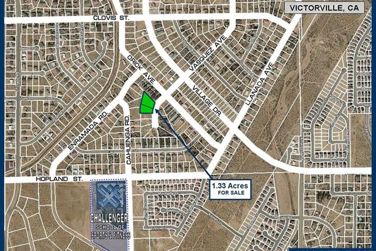 null bed null bath Vacant Land at 0 Vasquez Ave Victorville, CA, 92392 is for sale at 330k - google static map
