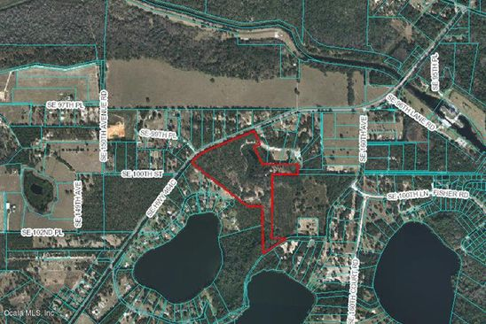 null bed null bath Vacant Land at 9969 SE Hwy 464c Hwy Ocklawaha, FL, 32179 is for sale at 393k - google static map