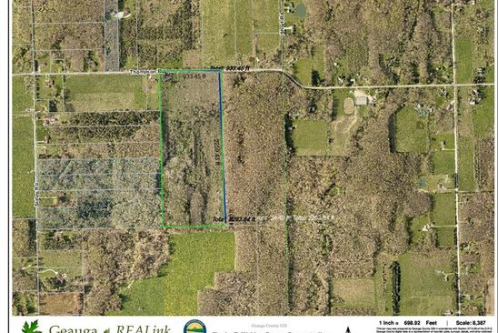 null bed null bath Vacant Land at  V/L Thompson Rd Thompson, OH, 44086 is for sale at 175k - google static map