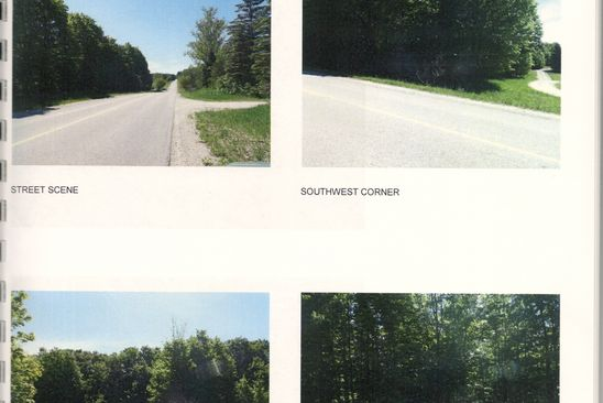 null bed null bath Vacant Land at 9755 S Nash Rd Maple City, MI, 49664 is for sale at 168k - google static map