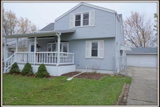 4 bed 3 bath Single Family at 16 SHARON DR TONAWANDA, NY, 14150 is for sale at 160k - google static map