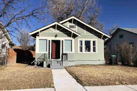 2 bed 1 bath Single Family at 2817 BENT AVE CHEYENNE, WY, 82001 is for sale at 165k - google static map