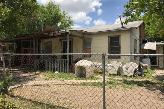 2 bed 1 bath Single Family at 863 W PYRON AVE SAN ANTONIO, TX, 78221 is for sale at 30k - google static map