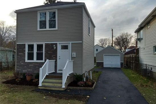 2 bed 1 bath Single Family at 590 76TH ST NIAGARA FALLS, NY, 14304 is for sale at 90k - google static map