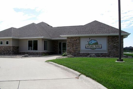 3 bed 2 bath Multi Family at 3217 Prairie Meadows Dr Milford, IA, 51351 is for sale at 260k - google static map