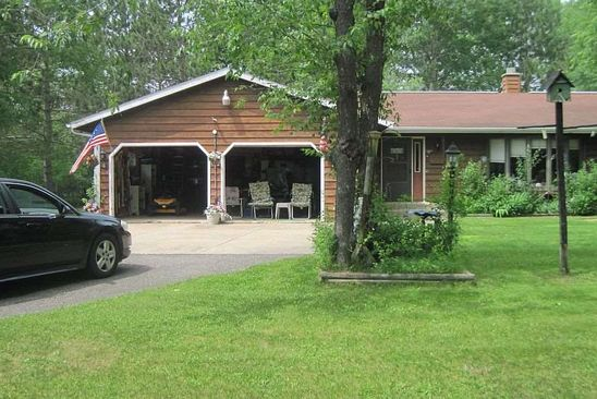4 bed 3 bath Single Family at W9462 K O Swanson Dr Iron Mountain, MI, 49801 is for sale at 243k - google static map