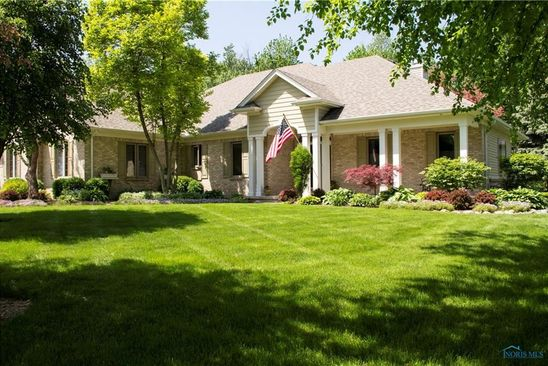 3 bed 4 bath Single Family at 800 ELK RIDGE RD NORTHWOOD, OH, 43619 is for sale at 330k - google static map