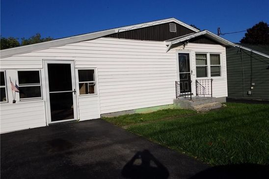 2 bed 1 bath Single Family at 41 THORNTON AVE AUBURN, NY, 13021 is for sale at 45k - google static map