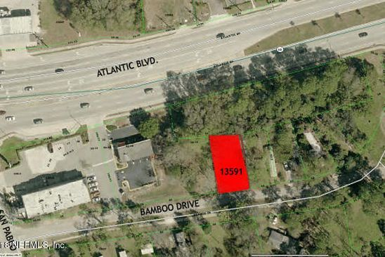 2 bed null bath Vacant Land at 13591 BAMBOO DR JACKSONVILLE, FL, 32224 is for sale at 100k - google static map