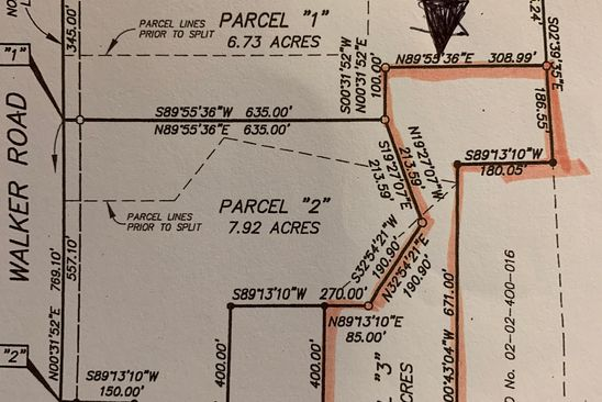 null bed null bath Vacant Land at 11325 Hill Rd Goodrich, MI, 48438 is for sale at 60k - google static map