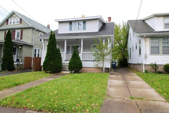 4 bed 1 bath Single Family at 150 Springville Ave Amherst, NY, 14226 is for sale at 110k - google static map