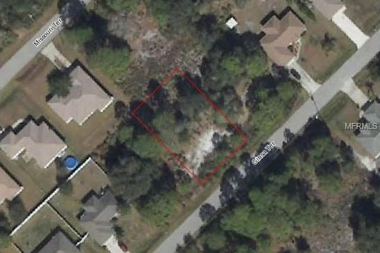 null bed null bath Vacant Land at  GINSA TER NORTH PORT, FL, 34291 is for sale at 6k - google static map