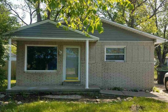 3 bed 1 bath Single Family at 11267 JACKSON ST TAYLOR, MI, 48180 is for sale at 85k - google static map