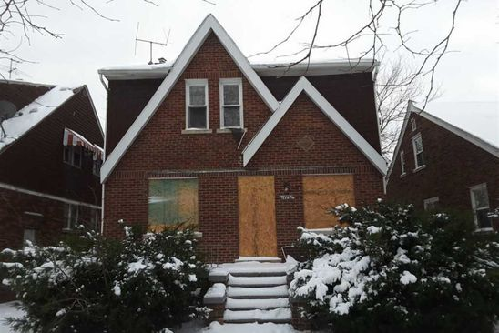 4 bed 1 bath Single Family at 14772 E STATE FAIR ST DETROIT, MI, 48205 is for sale at 18k - google static map