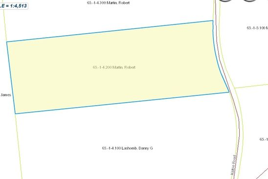 null bed null bath Vacant Land at  Kibbie Rd Bombay, NY, 12914 is for sale at 25k - google static map