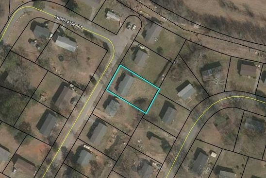 3 bed 2 bath Single Family at 11 HERITAGE CT SPARTANBURG, SC, 29307 is for sale at 15k - google static map
