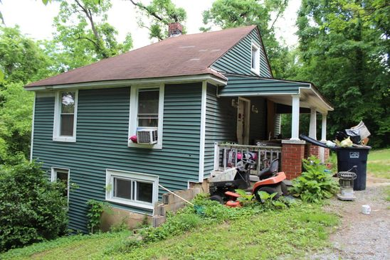 2 bed 1 bath Single Family at 1404 ELLERBEE ST NE ROANOKE, VA, 24012 is for sale at 85k - google static map